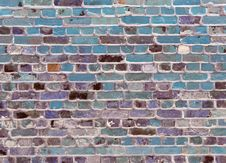 Free Brick Wall Royalty Free Stock Photo - 1422085