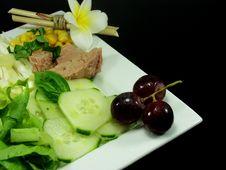 Free Tuna Salad Stock Photo - 1422420