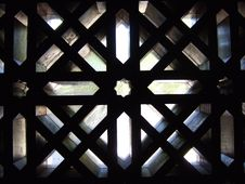Free Mezquita Window Royalty Free Stock Images - 1424709