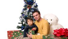 Free Christmas Day 5 Stock Photography - 1424842