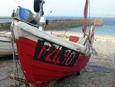 Free Fishing Boat Stock Photo - 1424940