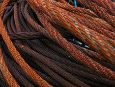 Free Steel Rope Stock Image - 1425071