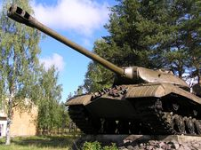 Free Tank IS-3 Stock Image - 1425661