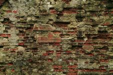 Free Brick Wall Royalty Free Stock Photo - 1426295