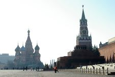 Free Moscow Royalty Free Stock Photos - 1427288