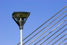 Free Streetlamp Stock Photography - 1427982