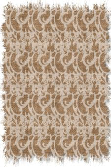 Free Stock Illustration Of Old Tapestry Texture Royalty Free Stock Photos - 1428238