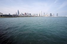Free Skyline Of Chicago SoC04 Royalty Free Stock Photography - 1428357
