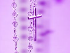 Free Rosary 5 Royalty Free Stock Photo - 1428445