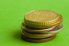 Free Few Coins Stock Photos - 1429913