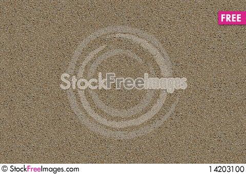 Free Sea-sand Stock Photo - 14203100