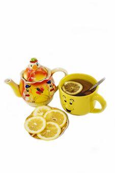 Free Teatime Stock Photo - 14200140