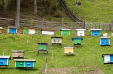 Apiary Stock Photography