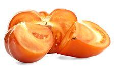 Free Sliced Of Tomato Stock Photos - 14202633