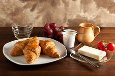 Free Breakfast Royalty Free Stock Image - 14202846