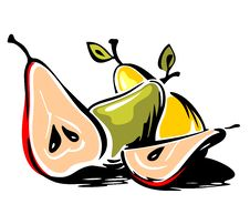 Free Pears Stock Photos - 14203663