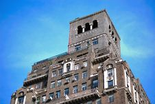 Free New York City Apartment Building Royalty Free Stock Photography - 14204337