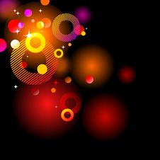 Free Abstract Glittering Background Royalty Free Stock Photo - 14204745