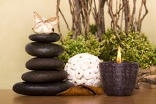 Free Spa Objects Stock Photo - 14204960