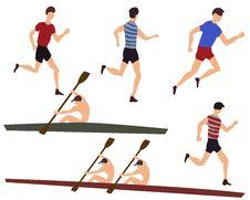 Free Sportsmans Stock Image - 14205871