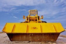 Free Bulldozer Stock Images - 14205974