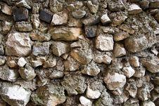 Free Stone Wall Stock Photo - 14206370