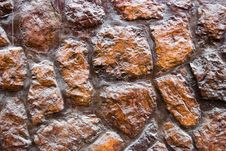 Free Red Rocks Wall Stock Photography - 14206372
