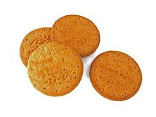 Free Biscuits Royalty Free Stock Image - 14206936