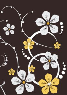 Free Floral Elements Stock Photography - 14207062