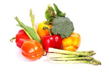 Free Ripe Vegetables Royalty Free Stock Photo - 14207895
