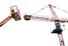 Free Crane Royalty Free Stock Images - 14208149