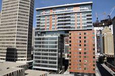 Free Calgary S Urban Jungle Royalty Free Stock Photo - 14208275