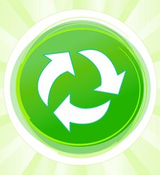 Free Recycling Design Stock Photography - 14208532