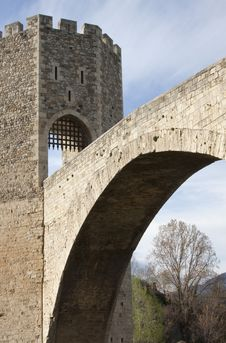 Free Roman Bridge Stock Image - 14208701