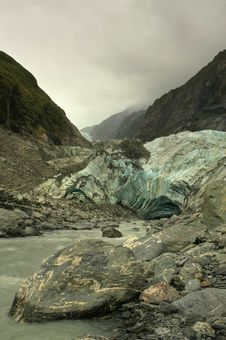 Free Franz Josef Glacier Stock Photos - 14209473