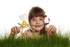 Free Gap-toothed Girl Royalty Free Stock Photos - 14209948
