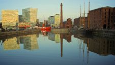 Free Canning Dock Liverpool Royalty Free Stock Images - 142088449