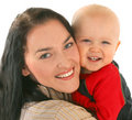 Free Happy Mother With Little Son Stock Images - 14212484