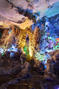 Free Reed Flute Cave Guilin Stock Photo - 14215570
