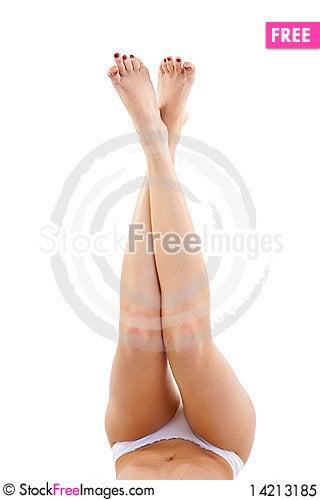 Free Woman Legs Royalty Free Stock Photo - 14213185