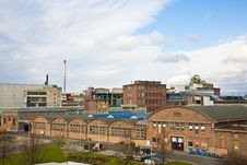 Industrial Building Stock Photos