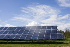 Free Solar Panel Stock Image - 14211101