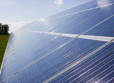 Free Solar Panel Stock Photography - 14211122