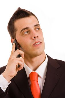 Free Young Business Man Stock Photo - 14211300