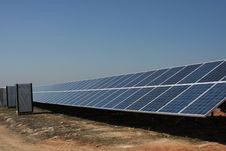 Free Solar Panel Stock Photography - 14211352