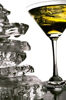 Free Martini Glass Stock Photo - 14212220