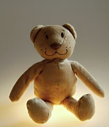 Free Teddy Royalty Free Stock Image - 14212696