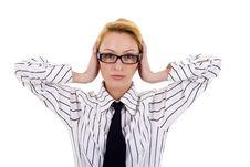 Free Hear No Evil Stock Photo - 14213050