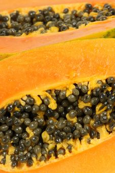Free Papaya Stock Image - 14213731