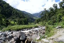 Free Annapurna Trekking Royalty Free Stock Image - 14214626